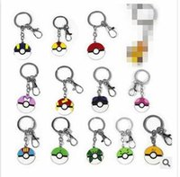 Cheap Promotion key chains Best Alloy Cartoon Keychains valentine s day gifts wholesale