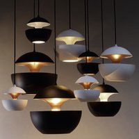 aluminium fluorescent lamps - Loft Pendent Light Creative Pendent Lamp Individuality Aluminium Pendent Lamp Simple Style Living Room Loft Pendent Lamp