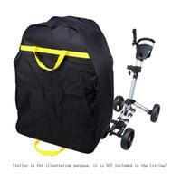 Novo Golf Club de Golf sacos pesados Golf elétrico Trolley Travel Bag Car Waterproof Bag capa protetora