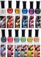 kleancolor nail polish - 12 New Kleancolor Nail Polish METALLIC HOLO Lacquer Collection Full Size