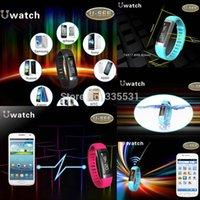 Wholesale U9 Bluetooth Smart Wrist Watch Waterproof Sports Bracelet for Smartphones K5BO