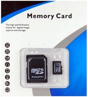 Wholesale 2015 Class GB Micro SD TF Memory Card Class With Adapter gb Class TF Memory Cards