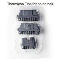 Wholesale No No Hair Thermicon Tip Fitting Replacement for Pro3 Pro5 Hair Removal Epilator Wide Narrow Thermicon Tip Churchill
