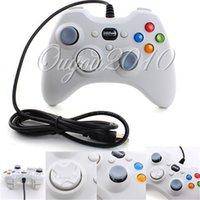 Cheap One New Arrival Useful Wired ABS Material USB Game Controller Joystick Gamepad For PC Laptop Computer For XBOX 360 Free Shipping