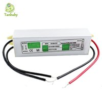 low voltage transformer - Tanbaby IP67 Waterproof LED Driver DC12V W power supply input AC100 V to DC12V low voltage transformer for strip CCTV