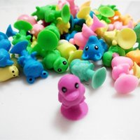 Wholesale 100pcs Ickee Stikeez Cupule Kids Cartoon Animal Action Figures Toys Sucker Kids Mini Suction Cup Collector Capsule Model S30