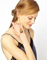 Wholesale 12pcs jewelry Siamese fashion pearl bracelet