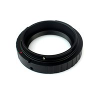 Wholesale New DSLR Camera Mount Adapter T2 T Ring M42x0 mm for Canon EOS Cameras Telescope Adapter W2054A