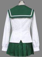 academy school uniforms - HIGHSCHOOL OF THE DEAD Cosplay Fujimi Academy school girls uniform cosplay costumes halloween costumes