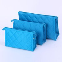 Wholesale 2015 Foreign selling portable GREENS hand wash bag cosmetic travel bag Europe style