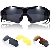 Wholesale Gonbes K1 Smart Sunglasses Answer Call with Bluetooth Function Stereo Headset Smart Glasses