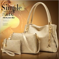 Women beautiful shoulder bags - Beautiful Unique style Brand New Fashion noblel Women Handbag High Quality Elegant Chain Tote Shoulder Bag Bolsos Mujer H12823