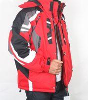 Wholesale man kan åka skidor jackor Snow skiing jackets ourdoor man sports coats Spiderco men skiing wear