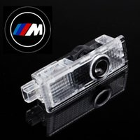 Wholesale Hot Sale Pair LED Car Door Courtesy Laser Projector Logo Ghost Shadow Light for BMW M Power Piece