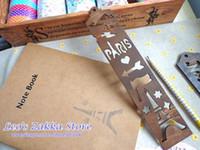 Wholesale Super Cute Retro Zakka Style Wooden Craft Template Stencil Mould DIY stencil plate