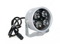 Wholesale Retail vision LED CCD M Security lamp Infrared Night IR Light Night illuminator Mini Garden Home Outdoor