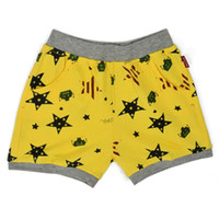 Wholesale Baby Boy Casual Clothing Summer Cartoon Shorts for Boys Girls Cotton Short Pants Years Children s Clothes CI001
