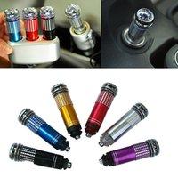 Wholesale New V Mini Auto Car Fresh Air Ionic Purifier Oxygen Bar Ozone Ionizer Cleaner
