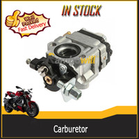 mini bike parts - Motorcycle Carburetor Carb Fit cc cc Stroke Engine Mini Pocket Bike Rocket Scooter Chopper Motor Fuel System Part