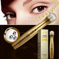 best eye cream for aging - PC K Gold Eye Cream for puffy eyes dark circles Skin Care Anti aging products best popular eye care with eye mask free gift