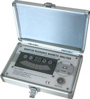 Wholesale Wholesales English Newest quantum analyzer magnetic resonance health body analyzer with reports