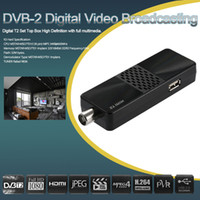Cheap K1 DVB-T2 Full HD 1080P Digital Video Broadcasting Terrestrial Receiver Set Top Box comply DVB-T T2 H.264 MPEG4 3D HDMI USB Port V1847