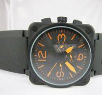 Luxe Jour Hommes automatique montres mécaniques Meilleures Marques caoutchouc noir suisse Date Place antique vintage Robe Mens Wrist Watch Low Prices Box