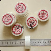 base bond adhesive - No shine Bonding Walker Tape Yards Liner Side to Base Strong Adhesives Glue for Lace Frontal Wig cm Wide Roll Promotion