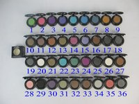 Wholesale new Brand Makeup g single eyeshadow pigment pc Send mixed colors