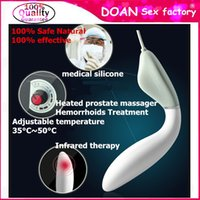 anal hemorrhoids - 2014 NEW US ZX Takashima hemorrhoids physiotherapy Prostate Massager pulse magnetic therapy male Anal Sex Toy G spot Stimulator