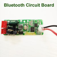 accessories circuit - Bluetooth Circuit Boards Smart Balance Scooter Bluetooth Speaker Two Wheel Self Balancing Scooters Replacement Parts Hoverboard Accessories