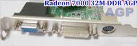 ati sapphire - Brand New Sapphire ATI Radeon M DDR VGA DVI TVO AGP only more than AGP CARD