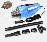 washer and dryer - Car vacuum cleaner edition super suction W wet and dry absorption of portable handheld V High Power Wet cars washer A5