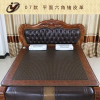 Wholesale Shengyuan germanium stone tourmaline mattress dual temperature control heating far infrared warm stone mattress byanshi