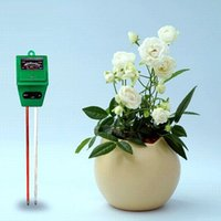 soil ph moisture meter - Professional IN1 Plant Flowers Soil Moisture Light PH Meter Tester FOR Garden