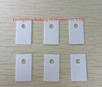 alumina lining - x18x0 mm Ceramic Heat Sink for To Alumina Insulation Pad Alumina lining