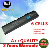 Wholesale new CELLS Laptop Battery For Toshiba Dynabook AX LL Dynabook AX LS PA3451U BRS PA3465U BRS