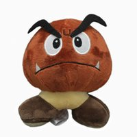 Wholesale New Super Mario Bros Plush Toy Goomba quot For Best New Gift