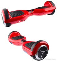Wholesale For Xmas gifts Self Balancing Scooters Two wheel Electric Scooter w Led Lights Two Wheel Electric Unicycle