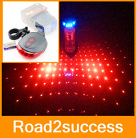 Wholesale Laser taillight balance car accessories electric unicycle warning lamp Gypsophila parallel lines
