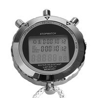 athlete workout - NEW Digital Stopwatch Quartz Countup Timer Clock Timing for Athlete Gym Workout