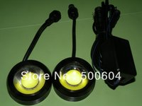 Cheap 2pcs High power Car fog light Led Lamp 18W Cree eagle eye DRL Daytime running IP67 Off road Truck Motorcycle Spot Head light