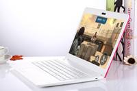 "Windows 8 14-14.9'' 2GB cheap 14"" 14 inch ultrabook slim laptop computer cpu Intel 4GB RAM 500GB HDD WIFI Windows 8 10 notebook German Russian Spanish High quality"