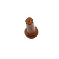 Wholesale Professional Jujube Wood Violin Endpin for Violin Fiddle Accessories