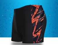 Wholesale the new swimming trunks adult men s swimming trunks boxer professional swimming trunks