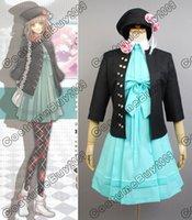 Wholesale Amnesia Heroine Cosplay Costume Japanese Anime Uniform