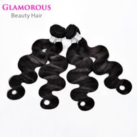for black hair products - 6A Grade Peruvian Body Wave Hair Products Unprocessed Virgin Human Hair Weave Pieces Hair Body Wave For Black Women
