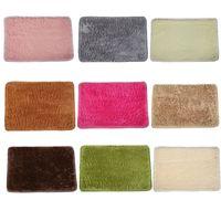 area rug dining room - Fluffy Rugs Anti Skid Shaggy Area Dining Room Home Bedroom Carpet Floor Mat K5BO