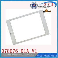 "Cheap Original 7.85"" inch Touch Screen Digitizer Glass Touch Panel for Cube U55GTS TALK79S Mini Tablet 078076-01A-V1 Free Shipping"