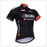 Wholesale 2015 bora argon bike jersey full polyester bora cycling shirts custom cycling jersey